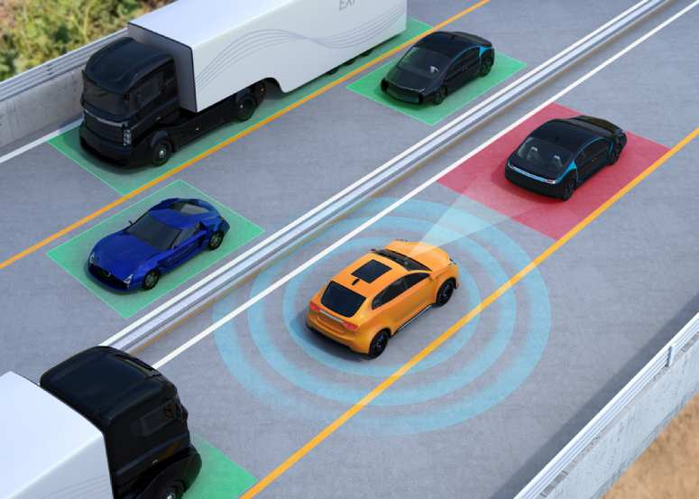 Connected Cars and 5G network