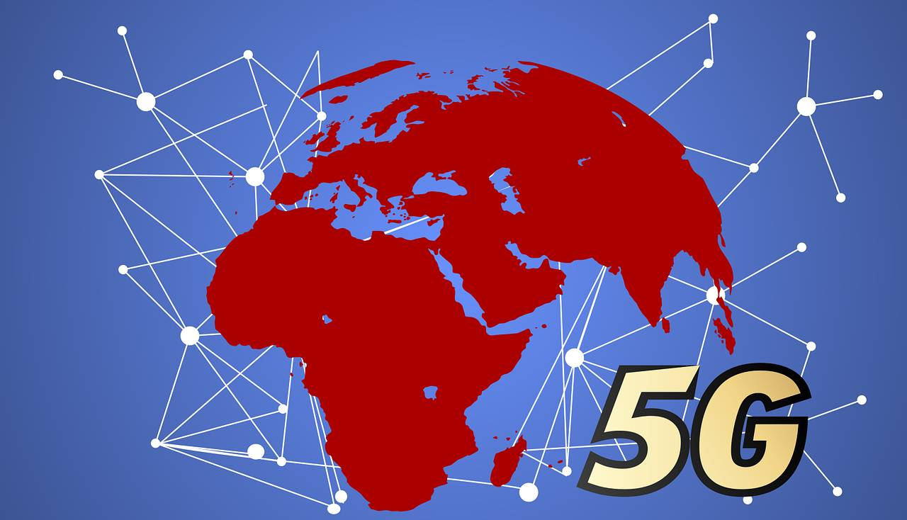 5G Enabled Countries